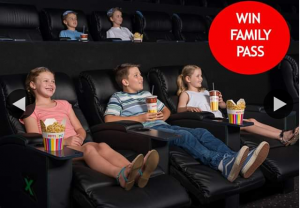 Hoyts Frankston – Win a Family Pass and Why