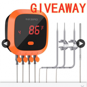 Inkbird Australia – Win Waterproof Bluetooth Meat Thermometer
