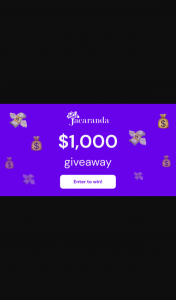 Jacaranda Finance – Win $1000 Cash