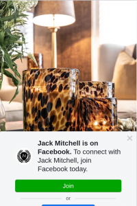 Jack Mitchell – Win Tortoise Shell Luxury Candle Set Fb Like Share & Tag (prize valued at $423)