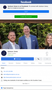 Jackson Jones Properties – Win an Epic $200 Night Out at Two of The Sunshine Coast's Favourite Venues (prize valued at $400)