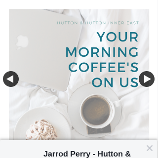 Jarrod Perry Hutton & Hutton – Win a $50 Venue Voucher (prize valued at $50)