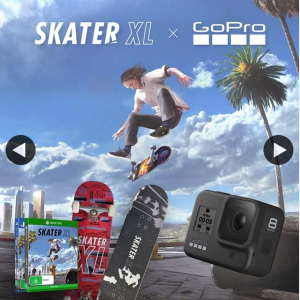 JB HiFi – Win this Awesome Skate N' Create Prize Pack