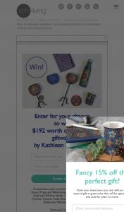 Koh Living – Win $192 Worth of Beautiful Giftware