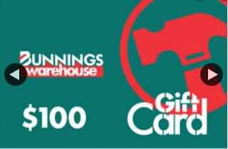 Liberty Equipment Hire – Win a $100 Bunnings Gift Card