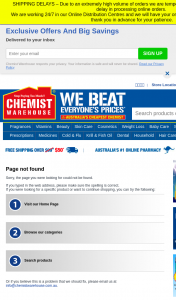 L'Oreal Chemist Warehouse-My Chemist/E Pharmacy – Win a Maximum of One (1) Prize (excludes Sa Residents). (prize valued at $25,000)