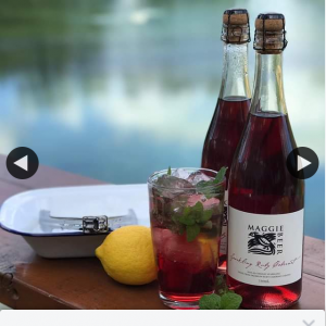 Maggie Beer – Win a Supply of Maggie's Sparkling Non Alcoholic Wine for You and 2 Friends for 2020.