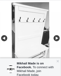 Mikhail Made – Win One of Our Most Sought After Items