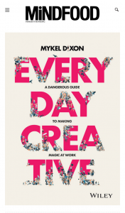 Mindfood – Win 1 of 9 Copies of Everyday Creative (prize valued at $29.95)