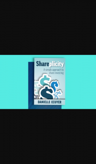 Money magazine – Win a Copy of Shareplicity a Simple Approach to Share Investing (prize valued at $149)