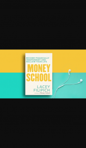 Money magazine – Win One of Five Copies of Money School (prize valued at $149)