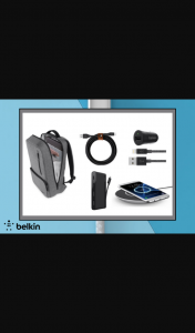 Mouths of Mums – Win The Ultimate Tech Pack From Our Friends at Belkin (prize valued at $515)