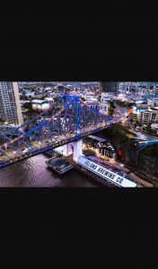 Must Do Brisbane – Win a Fantastic Night to Remember for 2 at The Fantauzzo and Howard Smith Wharves (prize valued at $700)