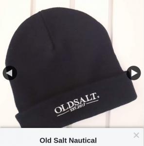 Old Salt Nautical – Win an Old Salt Beanie & Calico Bag