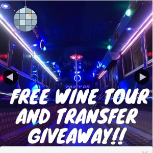 Party on Party Buses – Win this for You and Your Mates