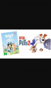 Perth Now – Win 1 In 4 Kids DVD Packs