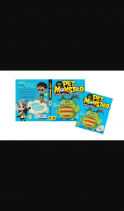 PerthNow – Win 1 In 5 How to Make a Pet Monster Books