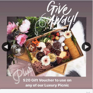 Picnic Affair – Win One of Our Signature Graze Boxes to Share…