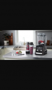 Plusrewards – Win 1 of 2 Vitamix High-Performance Blending Packs