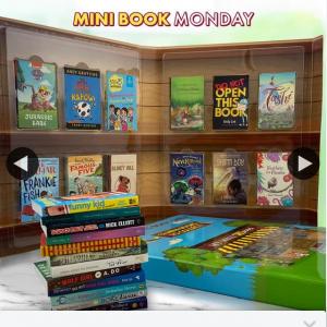 QBD Books – Just Tell Us