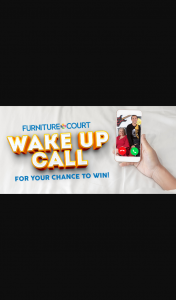 Radio Hitz939 Bundaberg – Win The Carrick Australia Made Sofa Bed (below) Valued at $1699 Simply Enter Your Details Below to Receive Your Wake Up Call From Matty and Trace (prize valued at $1,699)