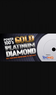Radio Power100 Townsville – Win $500 Cash/listen