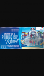 Radio River949 Ipswich – Win 3 Nights Paradise Resort Gold Coast/survey