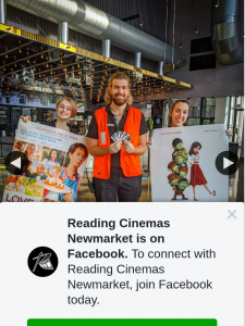 Reading Cinemas Newmarket – Win a Double Pass