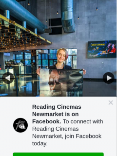 Reading Cinemas Newmarket – Win a Double Pass to See Unhinged