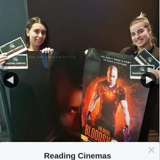 Reading Cinemas Rhodes – Win a Double Pass