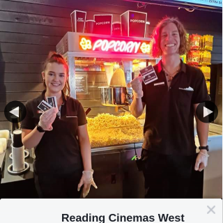 Reading Cinemas West Lakes – Win a Double Pass