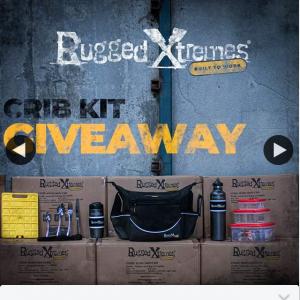 Rugged Xtremes – Win a Full Crib Kit