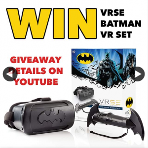 Sanity – Win this Vrse Batman Vr Set