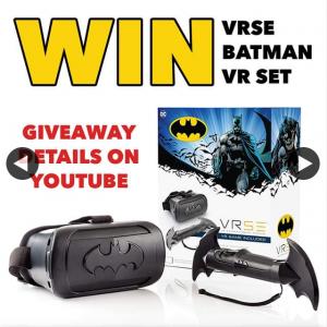 Sanity – Win this Vrse Batman Vr Set