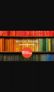 Signup and – Win a Selection of Winter Reads (prize valued at $200)