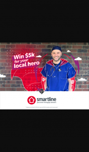 Smartline Personal Mortgage Advisers – $5k From Smartline (prize valued at $25,000)
