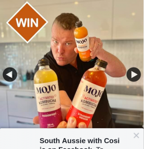 South Aussie With Cosi – Some Free Mojo