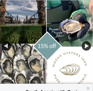 South Aussie With Cosi – Win 5 X Dozen South Australian Oysters Delivered Straight to Your Door Thanks to Mooka Oysters?