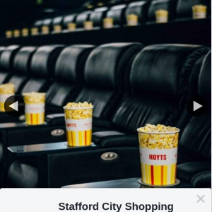 Stafford City Shopping Centre – Win a Family Movie Pass These School Holidays at Hoyts Australia Stafford (prize valued at $52)