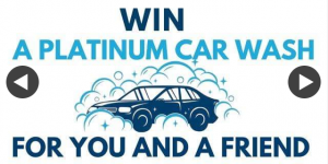 Star Car Wash – Win a Voucher for You and a Friend