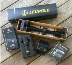 4Survival – Win 1 of 20 Leupold Hunting Sets