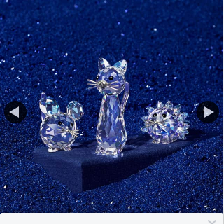 Swarovski – Win Pack Worth $1000 to Help You Join In on The Celebrations (prize valued at $1,000)