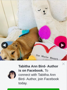 Tabitha Ann Bird Author – Win I Have Two Signed Copies of The Whole Heart a Beautiful New Release Picture Book From Aussie Author Jacqueline Henry