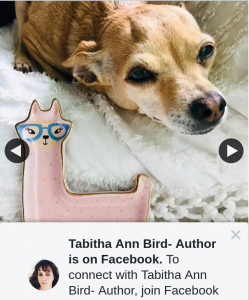 Tabitha Ann Bird Author – Win this Gorgeous Llama Plate From Duck Junction