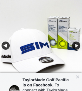 TaylorMade Golf – Win One of Limited Edition Six Hats Sleeves of Tour Response & Soft Response