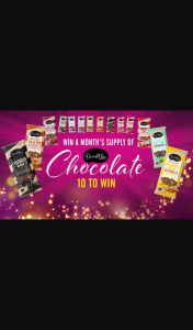 Today-Nine Entertainment – Win a Month of Darrell Lea Chocolate