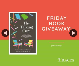 Traces Australia – Win a Copy of The Talking Cure