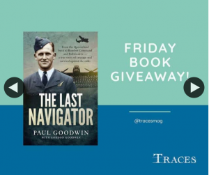 Traces Magazine – Win a Copy of The Last Navigator