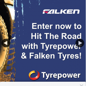 Tyrepower – Win   Tyrepower Wants to Help You Hit The Road and Win a Set of Falken Australia Tyres Fitted to Your Vehicle Valued at Up to $1000 (prize valued at $1,000)