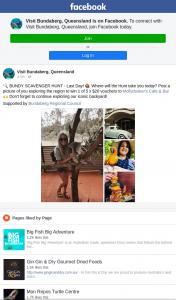 Visit Bundaberg – Win 1 of 5 X $20 Vouchers to Mollydooker's Cafe & Bar (prize valued at $100)